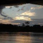 Sunrise Over the Yarapa River