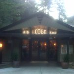 Big Sur Lodge Entrance