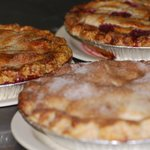 Ahhhhh that crust make our fruit pies so good!