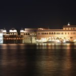 Taj Lake Palace in its full glory