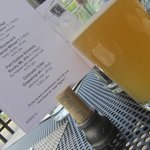 Beer Menu with Unfiltered Wheat