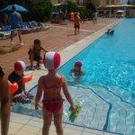miniclub in piscina