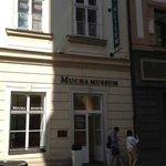 The Mucha Museum.