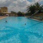 parte di piscina