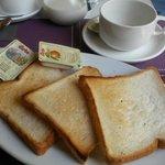 Continental Breakfast , Perahu Restaurant Manukan Island Resort