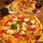 Al Pisacane's big pizza's..