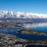 Views from The Gondola in Queenstown
