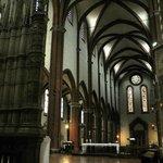 Interno Basilica di S.Francesco (BO)