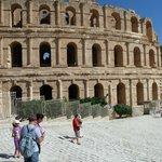 Anfiteatro Romano di El Jem: imperdibile !