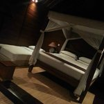 Canopy Bed - Wooden Room!