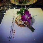 Des oeuvres d'art sur assiette !