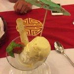 Course 5 of Menu Royal: dessert
