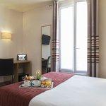 Hotel Ariane Montparnasse Chambre Double
