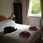 Habitación silenciosa y cama muy cómoda