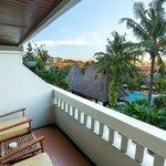 Resort view from Deluxe