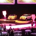 Jaguar Land Rover sponsored event at RAH