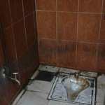 Gross Public Toilet