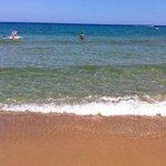 Spiaggia cigno bianco 1