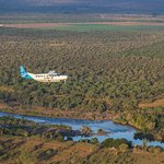 Stunning scenery only a few minutes flight from Kununurra