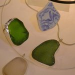 A selection of Sea Glass