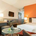 AMERON Hotel Flora Luzern Standard Einzelzimmer