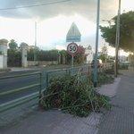 Road to Santa Flavia