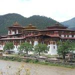 punakha dzong- 1