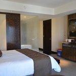 chambre avec vue salle de bain