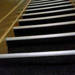 Escaleras con mucha pendiente