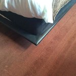 very painful bed corners