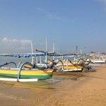 Regent Bali beach