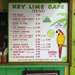 The Key Lime Cafe