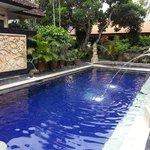 pool at yulia