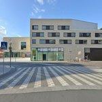 Blick auf den Neubau von der Aegidistraße. Foto: LWL / EDK