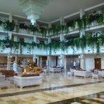 lobby & wifi area