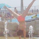 Water park fun! Xx