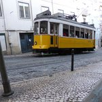 tram traditionnel