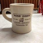Foto van Ross's Diner