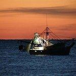 sunrise shrimp boat