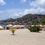 praia de Grand Anse