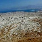 panorama sul Mar Morto