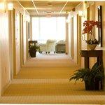 Hallway to Lounge