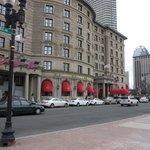 The Fairmont Copley Plaza, Boston