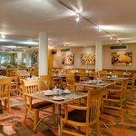 Breakfast Restaurant Area