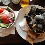 Best mussels!