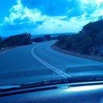 driving to Yallingup