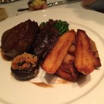 Oven Roasted & 'Herb Smoked' Wagyu Beef
