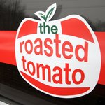 the roasted tomato