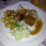 Arrosto e patate