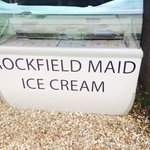 super delicious ice cream made in Wales, very unusual flavours